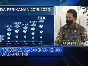 Genjot PNBP Sektor Perikanan Kelautan,Target Besar Menteri KP