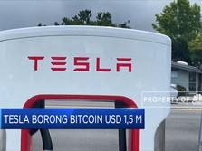 Harga Bitcoin Melesat Usai Diborong Tesla
