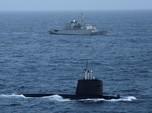 Kapal Selam Prancis Lintasi Laut China Selatan, Ada Apa Nih?