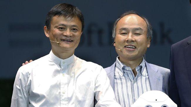 BBHI MEGA Saham Bank 'Milik' Jack Ma Terbang! Saham BBHI Ikutan Meroket - Halaman 2