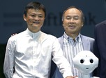 Saham Bank 'Milik' Jack Ma Terbang! Saham BBHI Ikutan Meroket