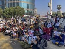 Ternyata, Ini Alasan Pendukung Suu Kyi Geruduk Kedubes China