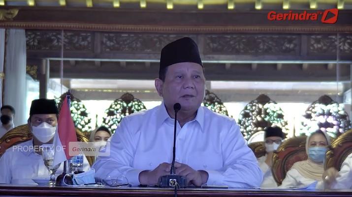 Prabowo Subianto (Youtube GrindraTV)