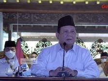 Rakit Senapan, Menhan Prabowo Gaet Produsen Senjata UAE