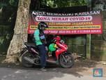 Ribuan RT di DKI Zona Merah, Kegiatan Cuma Sampai Jam 20.00