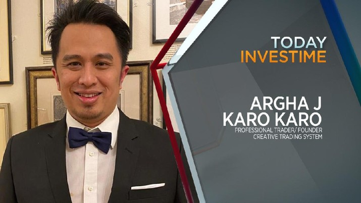 Argha Jonatan Karo Karo, Professional Trader
