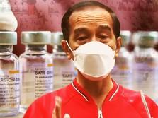 Jokowi Revisi Aturan Pengadaan Vaksin, Kapan Vaksin Mandiri?