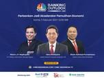 OJK & Para CEO Bank Membedah Perbankan 2021 di Event Ini