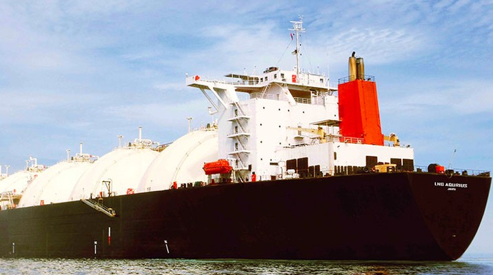 LNG Aquarius/Dok GTS Internasional