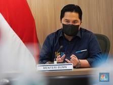 Nah Lho! Erick Curhat Soal Menteri BUMN & Reshuffle Kabinet