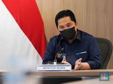 Erick Thohir Ungkap Kabar Terbaru Vaksin Covid-19 Made in RI