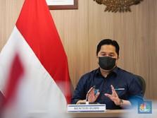 Erick Soal Jokowi Benci Produk Asing: Sarinah Kita Ubah!