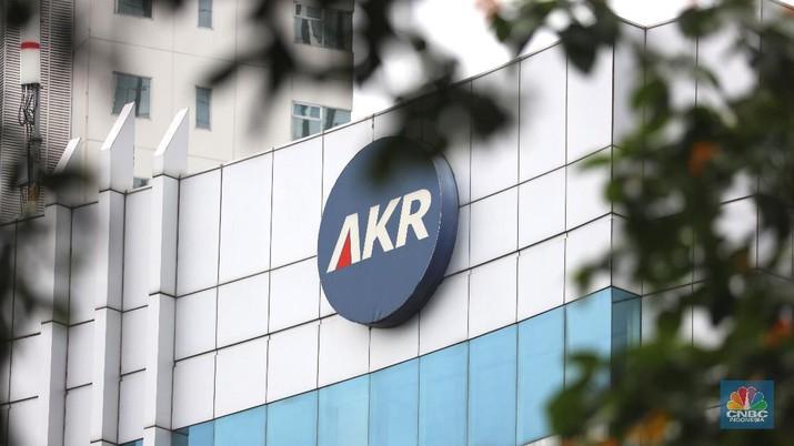 PT. AKR Corporindo Tbk (CNBC Indonesia/Tri Susilo)