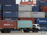 BPS: Ekspor Januari US$ 15,3 M, Melonjak 12,24%