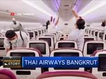 Thai Airways Dinyatakan Bangkrut