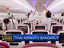 Thai Airways Dinyatakan Bangkrut