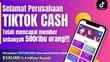 Kominfo Blokir TikTok Cash, Diduga Lakukan Tindakan Ilegal