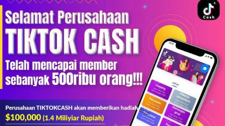 Tiktok Cash