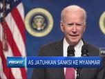 AS Jatuhkan Sanksi Ke Myanmar