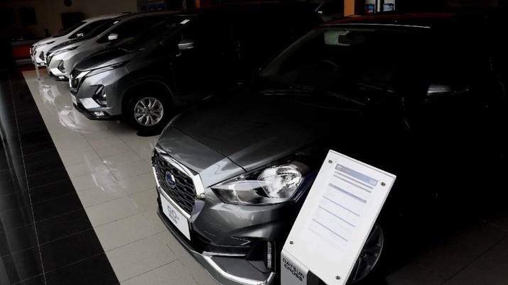 Dealer Mobil (CNBC Indonesia/Muhammad Sabki)