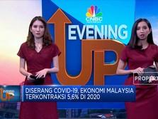 Diserang Covid-19, Ekonomi Malaysia di 2020 Terkontraksi 5,6%