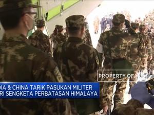 India & China Tarik Pasukan Militer Dari Perbatasan Himalaya