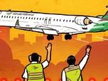 Cerita Lengkap Garuda & Bombardier, Hingga Tanggapan NAC