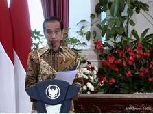 Jokowi: Jangan Sampai 1 Orang Kena Virus, 1 Kota di-Lockdown
