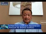 Perluas Bisnis Cargo, Garuda Tambah Jalur Ekspor Baru
