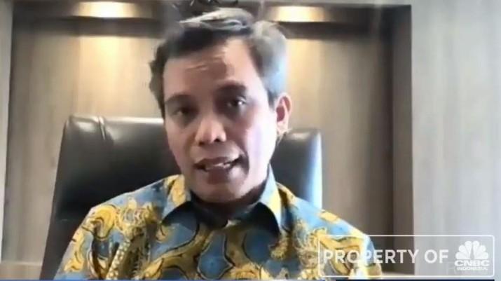 Plt Direktur Utama PT Bank Tabungan Negara (Persero) Tbk (BTN), Nixon Napitupulu.