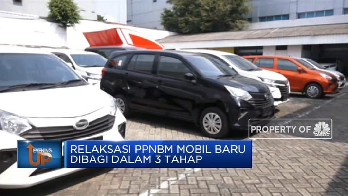 Siap-siap! PPNBM 0% mobil baru