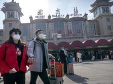 Tekan Lonjakan Varian Delta, Transportasi ke Beijing Disetop