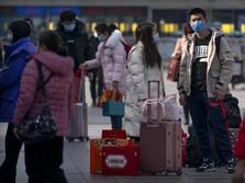 Corona Udah Bubar? Potret Warga China Mudik Rayakan Imlek