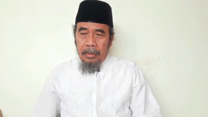 Budayawan Supriyanto GS atau Prie GS/Screenshot youtube