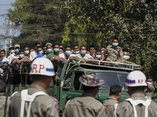 Facebook Batasi Postingan Militer Myanmar