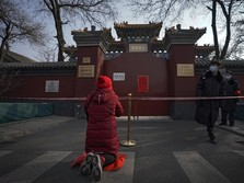Lockdown Everywhere, Perayaan Tahun Baru Imlek di China Sepi!