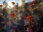 Melihat Perayaan Imlek Berbagai Negara Saat Pandemi