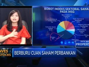 Kulik Peluang Cuan Saham Sektor Perbankan