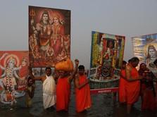 Mau ke India? Turis dari 3 Negara Wajib Tes Molekuler Covid