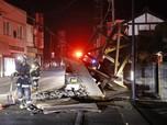 Begini Dampak Kerusakan Gempa M 7,2 & Tsunami Jepang