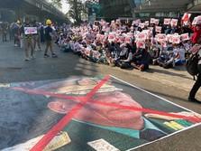 Lebih Kejam dari Mantan, Netizen Myanmar Serang Junta Milter