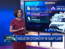 Industri Otomotif RI Siap 'Lari'