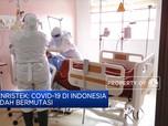 Menristek: Covid-19 di Indonesia Sudah Bermutasi