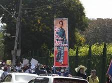 Kudeta Myanmar Makin Panas, Apa Kabar Aung San Suu Kyi?