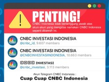 Waspada Investasi Titip Dana yang Mencatut CNBC Indonesia!