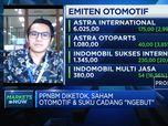 PPnBM Diketok, Saham Otomotif & Suku Cadang 'Ngebut'