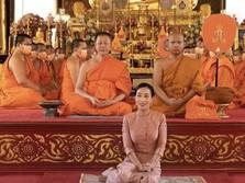 Potret Rambut Baru Putri Raja Thailand yang Bikin Geger