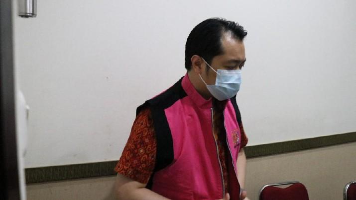 Tersangka JS Asabri/dok Kejagung