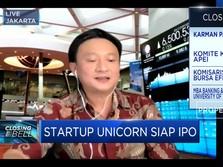 APEI: IPO Unicorn Perluas Kapitalisasi Pasar BEI