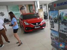Penjualan Mobil Melonjak, Saham-saham Otomotif Pesta Pora!